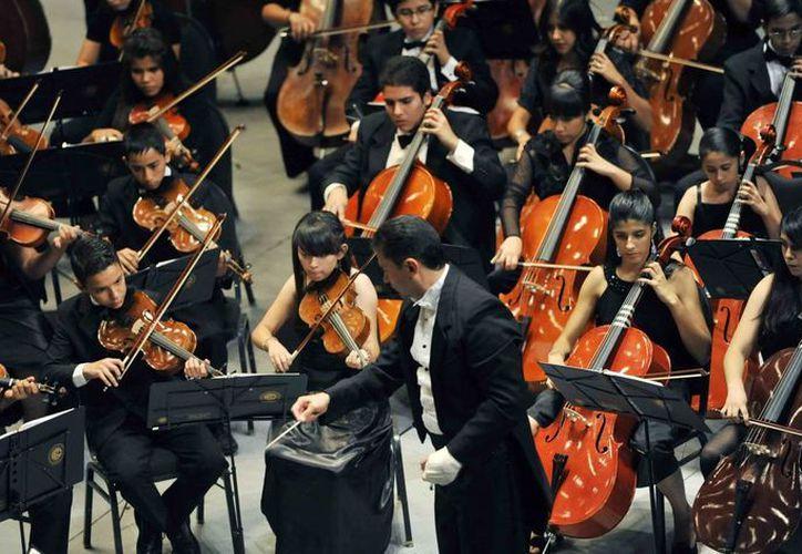 El concierto se llevará a cabo en el Parque de Las Palapas, el día 10 de enero. (Redacción/SIPSE)