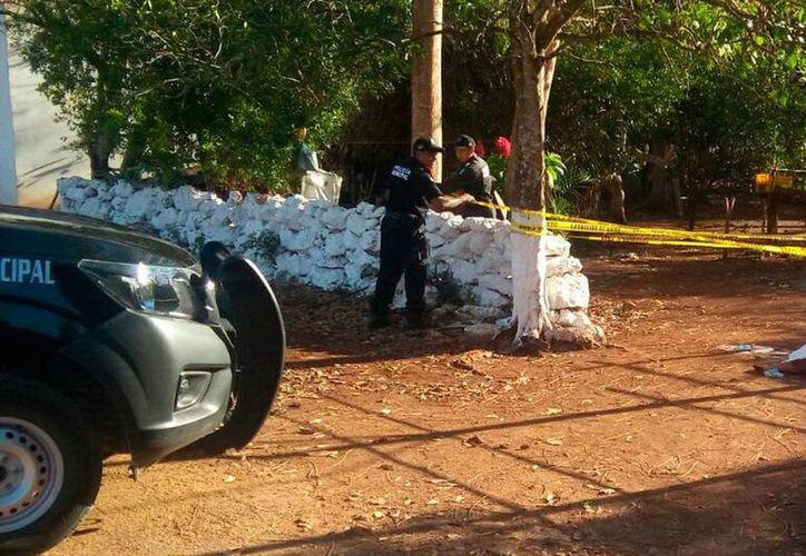 Un hombre asesinó a machetazos a su esposa, en Tekax. Fue acusado formalmente del primer feminicidio de 2017, en Yucatán. (Milenio Novedades)