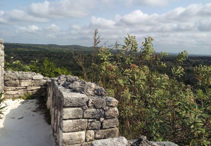 La SCT ya prepara el estudio y proyecto, así como la MIA del tramo carretero El Suspiro-Zona Arqueológica de Ichkabal, de 23 kilómetros de largo. (Javier Ortiz/SIPSE)