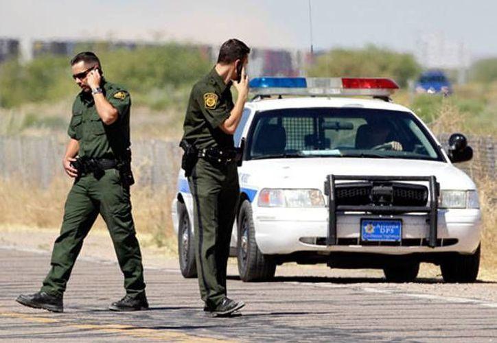 El número de detenciones realizadas por la Patrulla Fronteriza aumentó 16 por ciento el año pasado. (Archivo/AP)