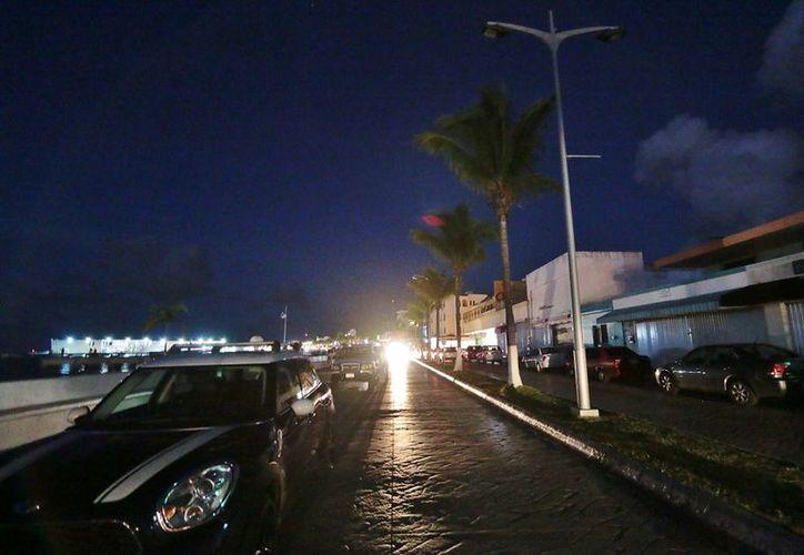 El Presem es impulsado por la Secretaría de Energía para mejorar la iluminación de la isla más grande del caribe mexicano. (Gustavo Villegas/SIPSE)
