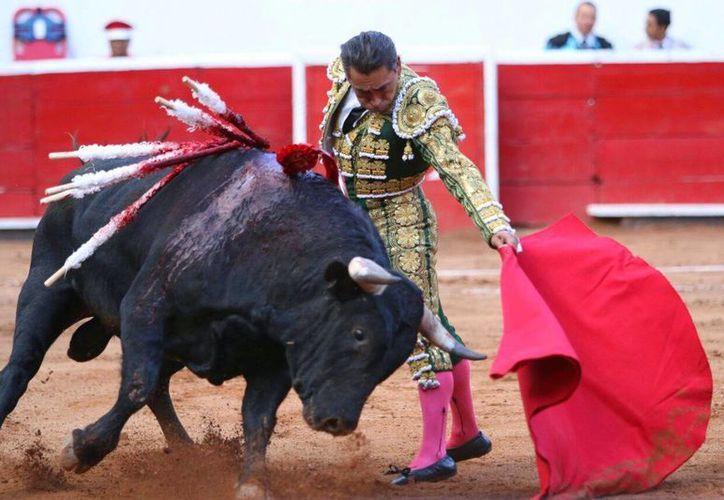"""Eulalio López """"Zotoluco"""" regresa por novena ocasión al Coso de la Bonampak y esta vez alternará con el joven Diego Silveti. (Redacció/SIPSE)"""