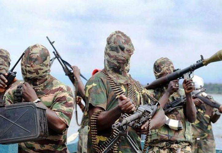 Boko Haram goza de un gran notoriedad gracias a sus frecuentes ataques y secuestros. Los rebeldes atacaron una base del ejército de Níger en la isla de Karamga (Agencias)