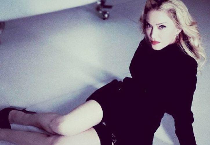 Madonna se ha esforzado por ser tomada en serio en su faceta de artista comprometida. (Instagram)