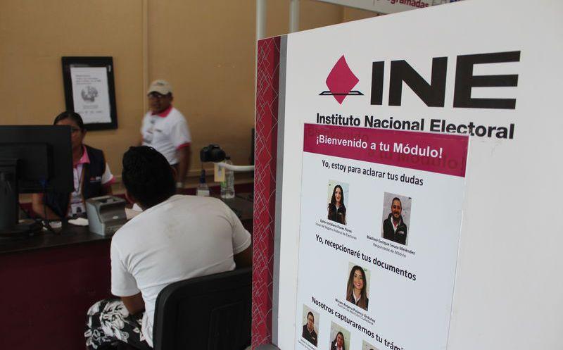 Hasta el 31 de marzo, la Lista Nominal de Quintana Roo era un millón 208 mil 899 ciudadanos. (Joel Zamora/SIPSE)