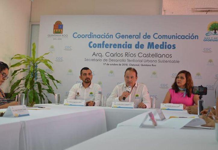 Esta acción se deriva de una recomendación de la Comisión de Derechos Humanos del Estado de Quintana Roo. (Enrique Mena/SIPSE)