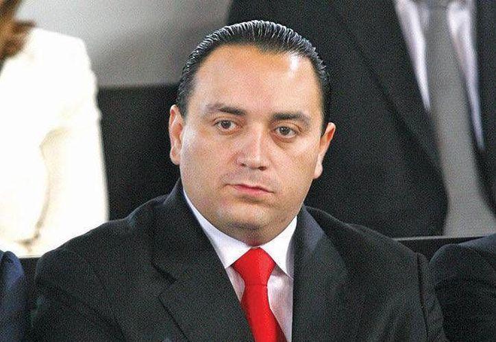 El PRI determinó la suspensión mientras se resuelve el procedimiento legal de Borge Angulo. (Foto: Contexto)