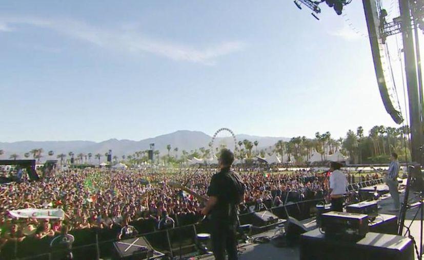 Café Tacvba se presentó el año pasado en el festival de Coachella con gran éxito. (Internet)