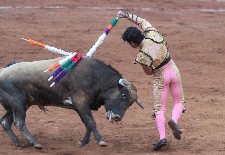 Además de las corridas de toros, la charrería también fue declarada patrimonio cultural inmaterial de Michoacán por el Congreso del Estado. (Archivo/Notimex)
