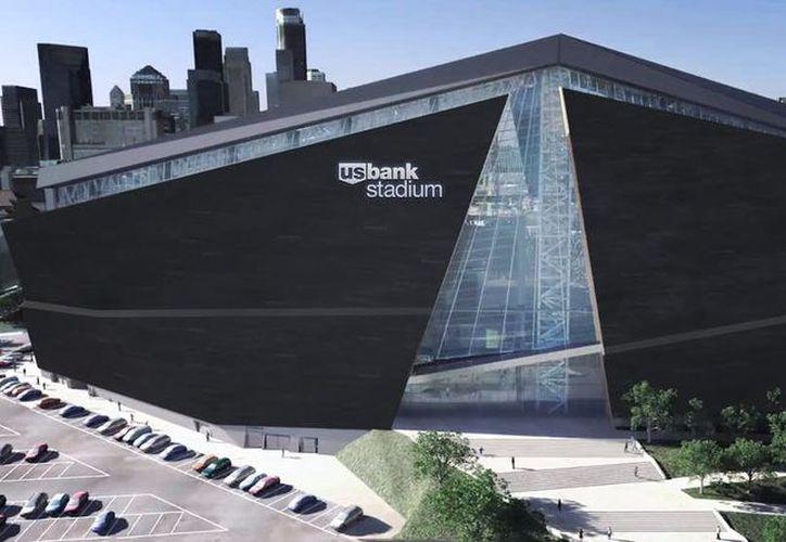 El Estadio U.S. Bank recibirá el próximo domingo a 67 mil aficionados, para disfrutar del Súper Tazón. (Contexto/Internet)