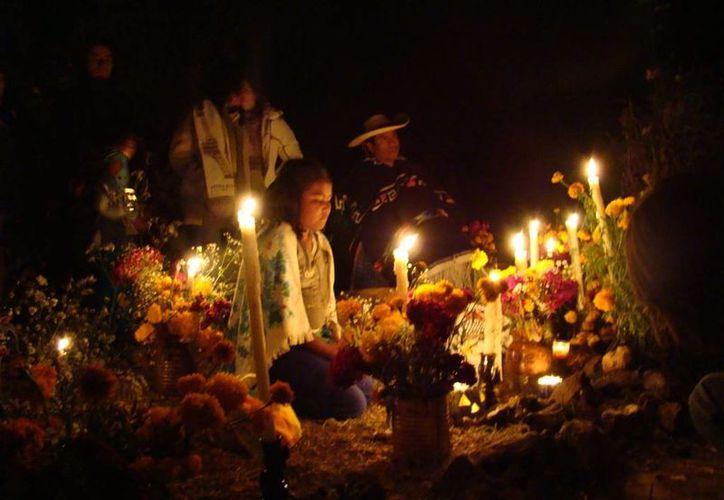 Michoacán espera una importante derrama económica por las festividades propias del Día de Muertos. (mexicodesconocido.com.mx)