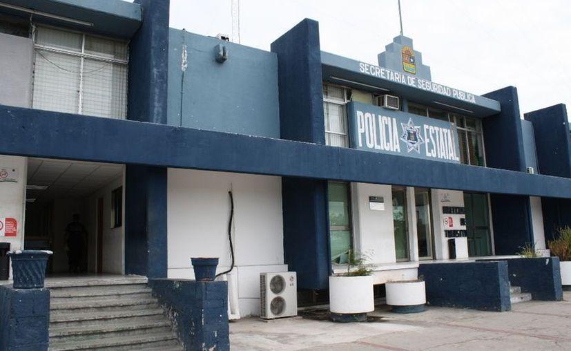 La Policía estatal cerró con candado el área de Atención Psicológica hace un año y no hay servicio para mil 165 elementos. (Enrique Mena/SIPSE)