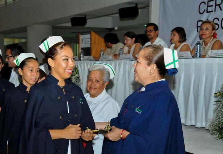 La reunión nacional de enfermería concluirá en Cancún. (Redacción/SIPSE)