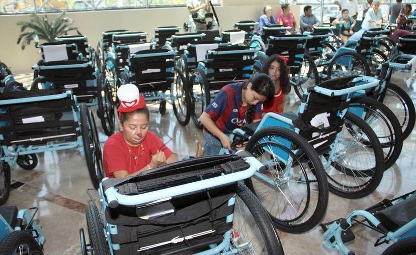 El programa Bancortesis tiene como fin recolectar aparatos de prótesis y ortesis que se encuentren en desuso para que puedan ser donados. (Imagen ilustrativa)