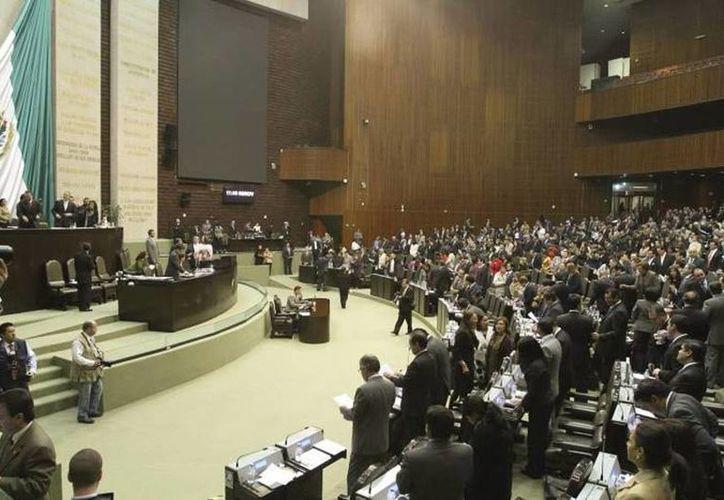 Los diputados discutieron el Código Nacional de Procedimientos Penales que  cobrará vigor en el ámbito federal a más tardar el 18 de junio de 2016. (Archivo SIPSE)