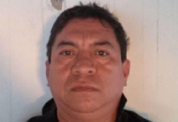 Imagen cedida por la Comisión Nacional de Seguridad (CNS) de Francisco Javier Hernández García, líder del cártel de los Beltrán Leyva, quien fue detenido en Guasave, Sinaloa, por un operativo de la Sedena y de la Policía Federal. (EFE/CNS)