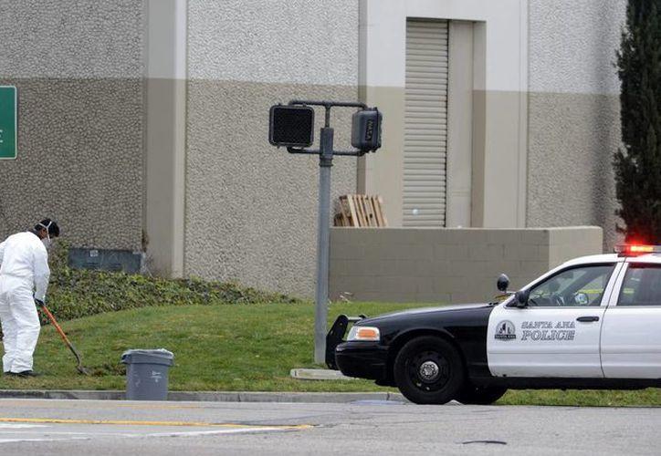 Apenas el martes se registro un tiroteo en California donde 4 personas murieron. (EFE)