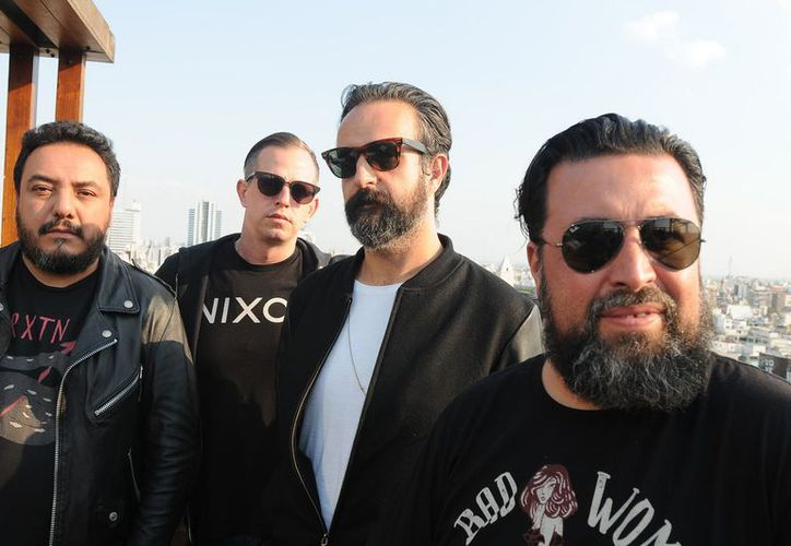 La banda de rock Molotov presentó el video del tema 'Here we kum' en su versión 'Unplugged'. ( Foto: Revista Soy Rock)