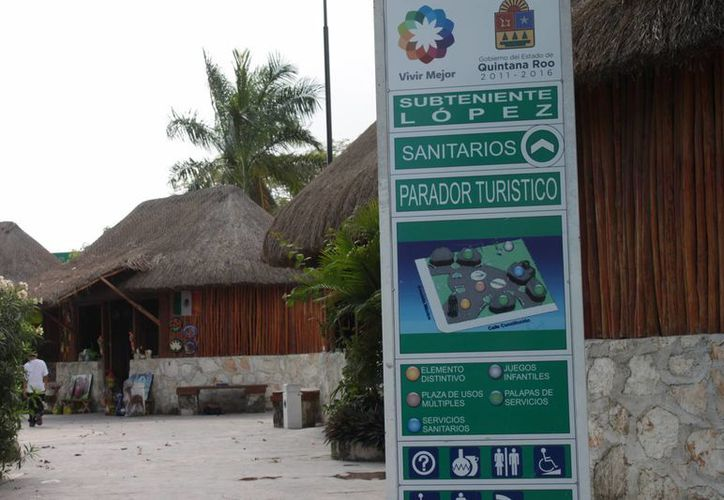 Piden ayuda al Gobierno del Estado para que interceda ante autoridades federales, a fin de reactivar el tráfico de turistas. (Harold Alcocer/SIPSE)