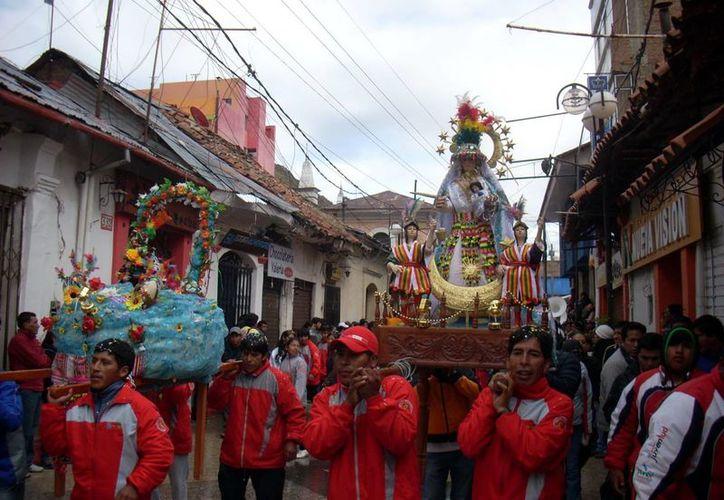 Perú solicitó a la Unesco la declaración de Patrimonio a la festividad de la Virgen de la Candelaria de Puno. (tvperu.gob.pe)