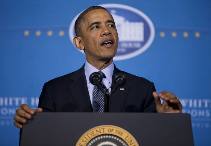 La administración de Obama ha sido objeto de duras críticas por las fallas técnicas del proceso de solicitud electrónica del programa. (Agencias)