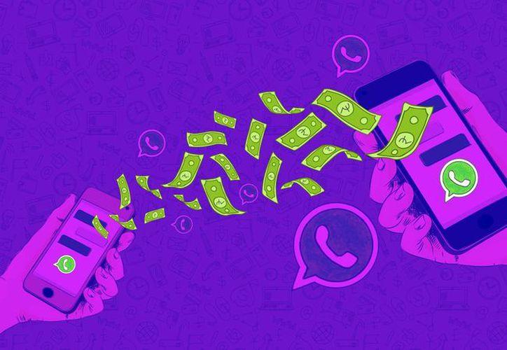 En India, ya puede realizar transacciones desde la aplicación. (Factor Daily)