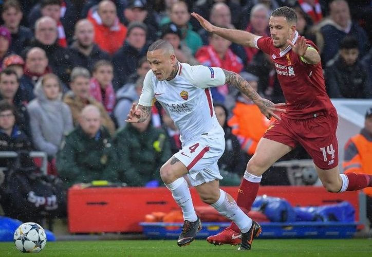 El conjunto que dirige Jürgen Klopp logró el pase a la antesala de la final tras eliminar al Manchester City. (Twitter)