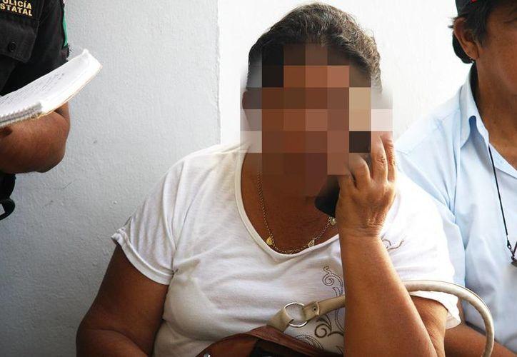 La mujer afortunadamente encontró a sus familiares y no realizó el depósito que los delincuentes le pedían. (Milenio Novedades)