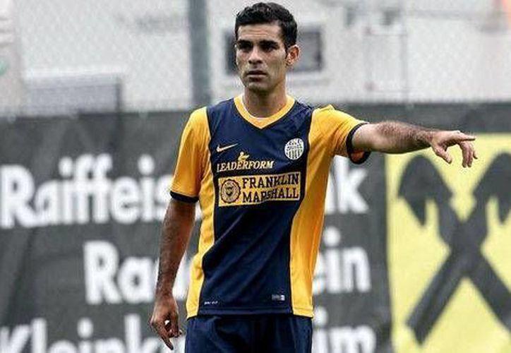 Rafael Márquez ya entrenó y ya jugó su primer interescuadras con el Hellas Verona. Ahora solo le falta su primer partido oficial. (Foto cortesía del FB Hellas Verona)