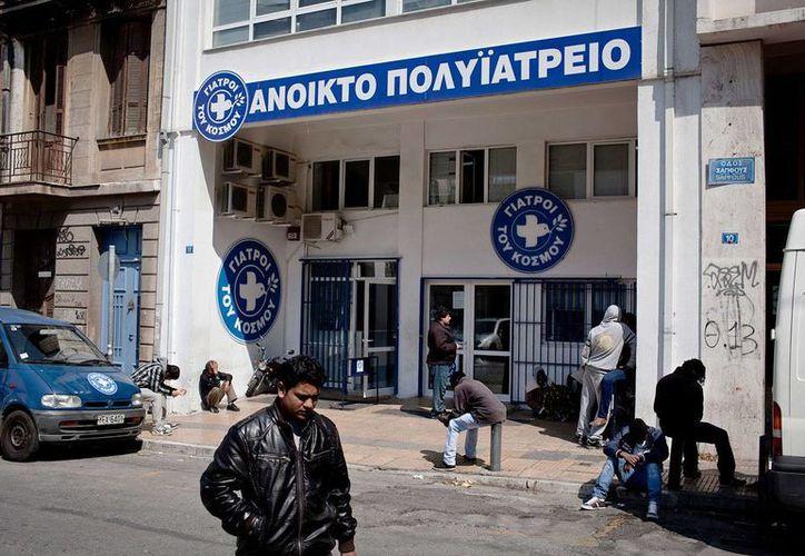 Con la crisis en Grecia, los hospitales han comenzado a padecer escasez y fallas constantes. (hellenicinsider.com)