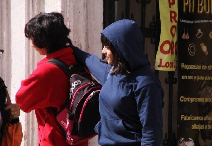 Se espera que este domingo sea bastante fresco, pero el lunes volvería a hacer calor, de acuerdo a la Conagua. (SIPSE)