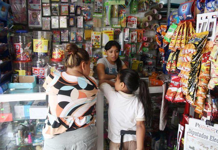 Jóvenes emprendedores cierran sus negocios por no administrar bien su dinero. (Octavio Martínez/SIPSE)