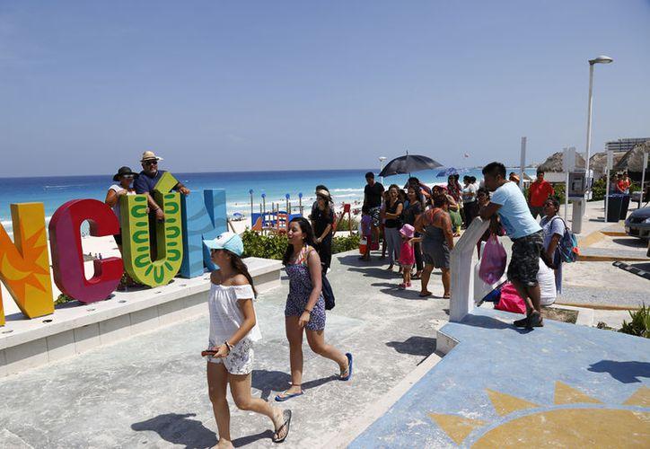 Playa del Carmen supera a Cancún como destino popular. (Israel leal/SIPSE)