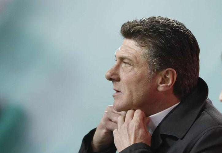 Despiden al técnico Walter Mazzarri debido a que bajo su mando el Inter de Milan solo ha ganado dos de sus últimos nueve encuentros. (Foto: AP)