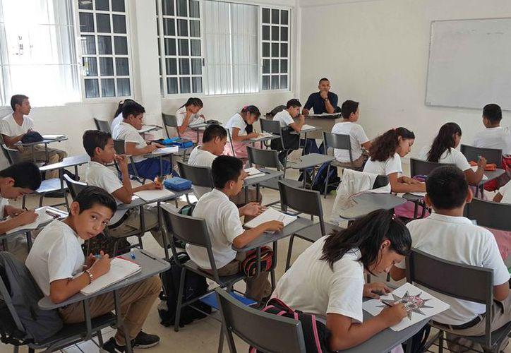 El programa México Conectado apoyará a la educación. (Jesús Tijerina/SIPSE)