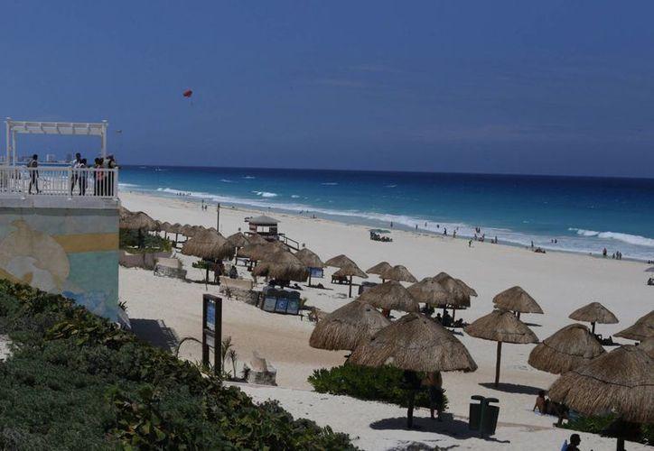 Quintana Roo tiene tres playas reconocidas por Blue Flag. (Israel Leal/SIPSE)