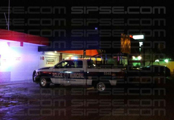 Los hechos ocurrieron alrededor de las 12 de la noche. (Pedro Hernández/ SIPSE)