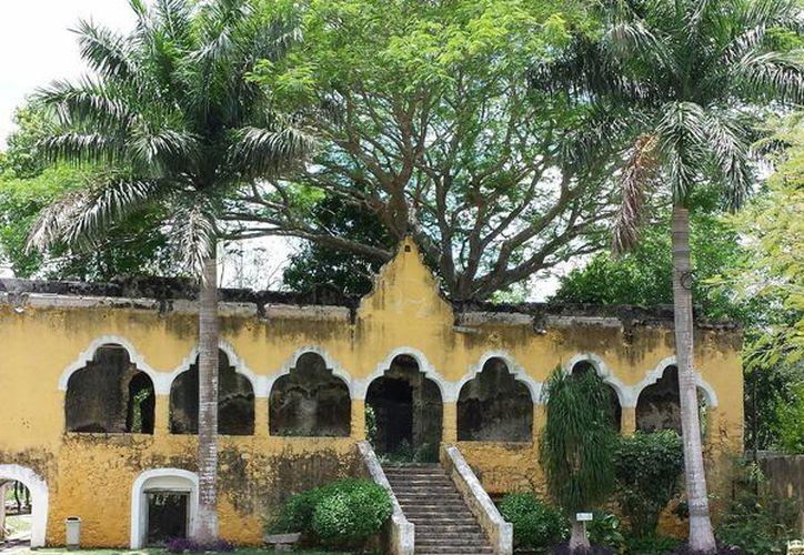 Más de 50 ejidatarios reclaman indemnización por los terrenos donde se asienta la hacienda San Nicolás Dzoyaxché. (SIPSE)
