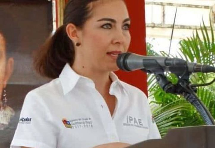 Claudia Romanillos Villanueva tiene una orden de aprehensión por lavado de dinero. (Contexto/Internet)