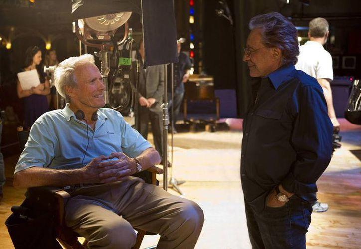 """A los 84 años Clint Eastwood estrenó la película musical """"Jersey Boys"""" y terminó de rodar el drama militar """"American Sniper"""". (AP)"""