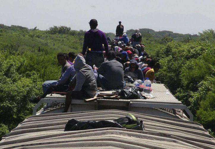 El año pasado atravesaron territorio mexicano unos 400 mil centroamericanos. (Archivo/Reuters)
