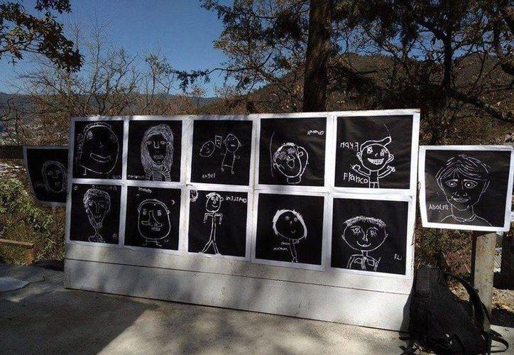 Los interesados deben enviar un dibujo con el tema autorretrato. (Foto: Cortesía)