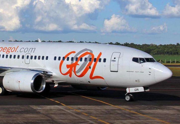 Buscan que la aerolínea GOL vuele hacia Cancún antes de que termine el año en curso. (Archivo/SIPSE)