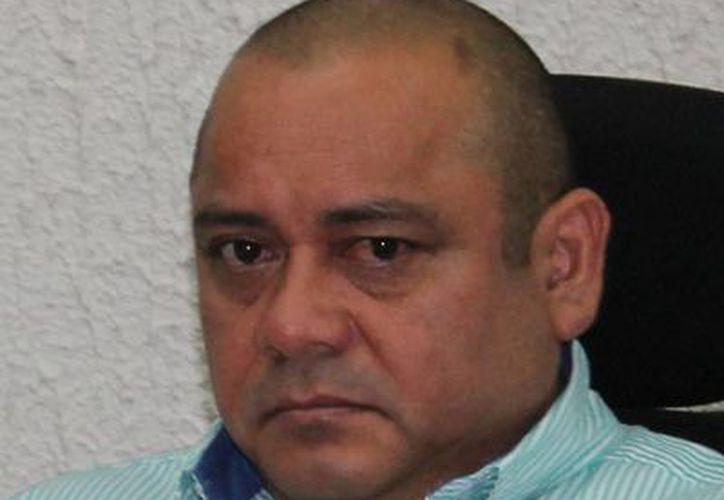 El representante PRI ante el consejo general del Ieqroo, Juan Manzanilla Lagos. (Archivo/SIPSE)