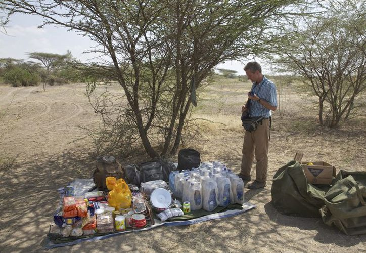 La aventura de Salopek es auspiciada por National Geographic. (Agencias)