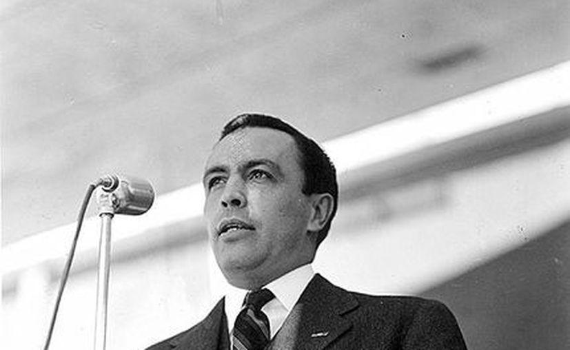 Gómez Morín fue presidente de Acción Nacional hasta 1949. (museoebc.org)