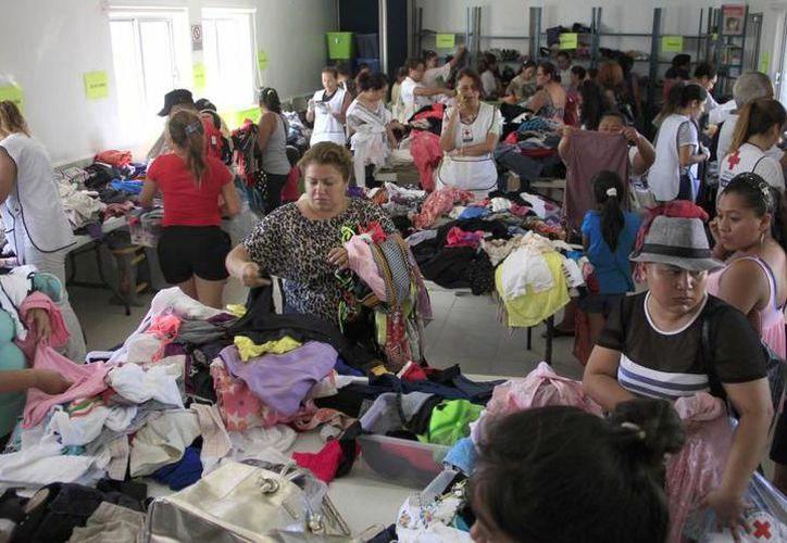 Podrás asistir a las instalaciones de que se encuentran ubicadas en la avenida Yaxchilán. (Archivo)