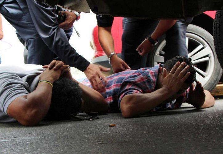 Por narcomenudeo existen  9 mil 555 expedientes abiertos de diciembre de 2012 a la fecha. (Archivo/SIPSE)