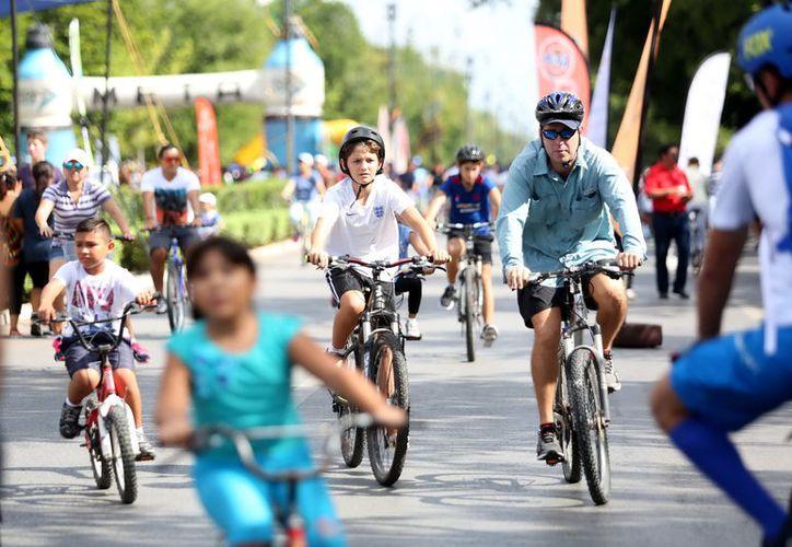 El derrotero será de la calle 25 de Prolongación Montejo a la 47 del Remate. (Foto: Milenio Novedades)