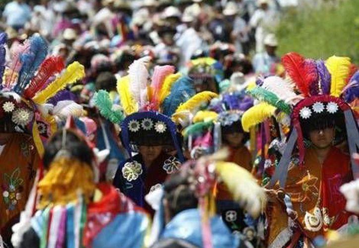 Las mujeres van ganando terreno en muchos aspecto, incluso en eventos rituales que antes eran exclusivos de hombres. (EFE)